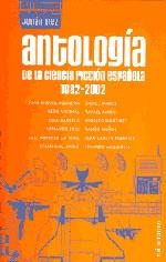 Portada del libro Antología de la ciencia ficción española 1982-2002