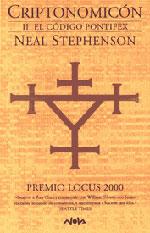 Portada del volumen 2 de Criptonomicón, de Neal Stephenson