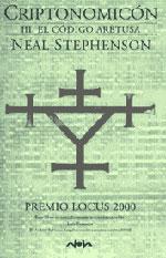 Portada del volumen 3 de Criptonomicón, de Neal Stephenson
