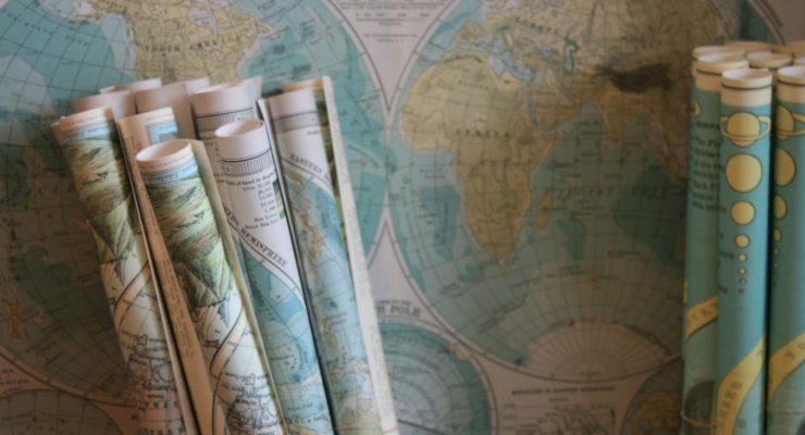 Arturo Pérez-Reverte: La carta esférica