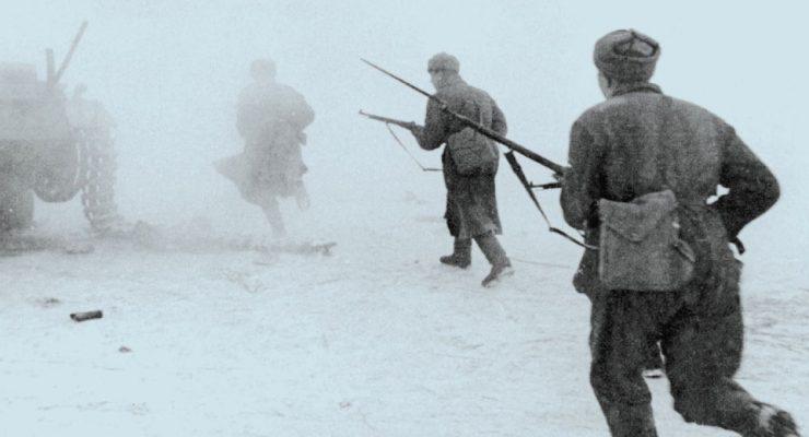 Portada de Stalingrado, de Antony Beevor