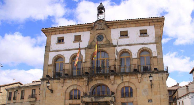 Ayuntamiento de Covaleda, en Soria