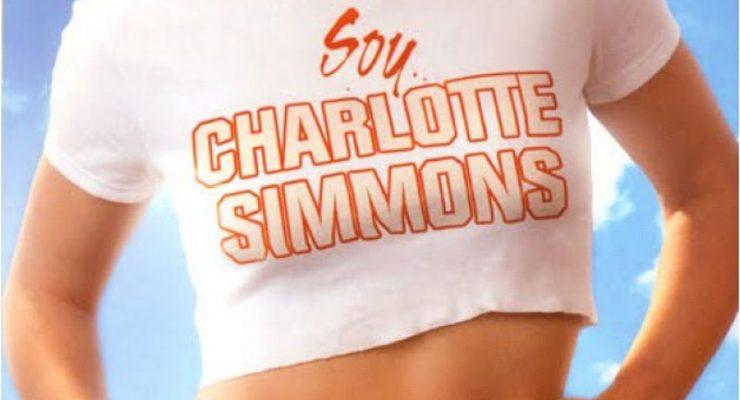 Portada de la novela Soy Charlotte Simmons, de Tom Wolfe
