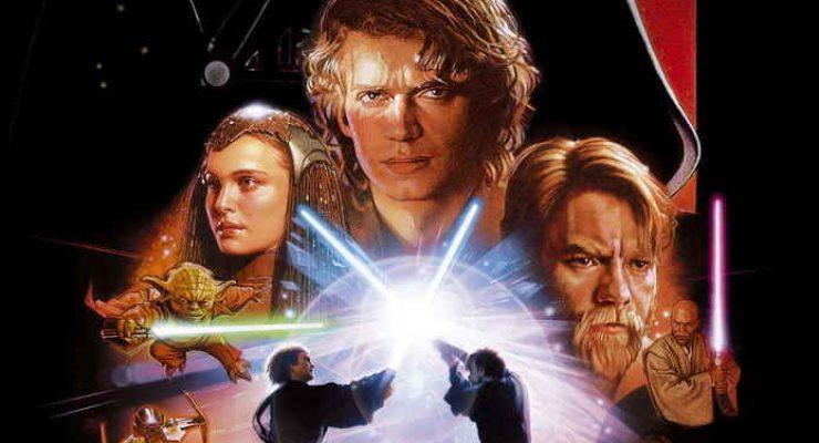 Cartel de la película La venganza de los Sith