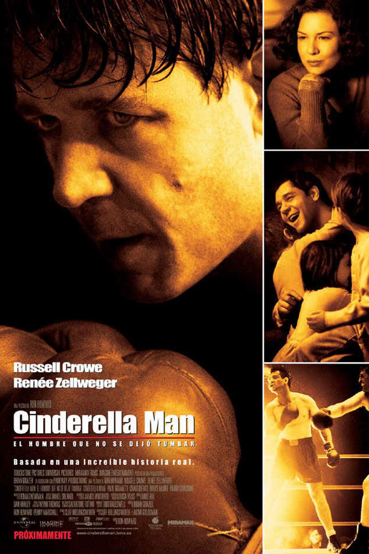 Cartel de la película Cinderella Man