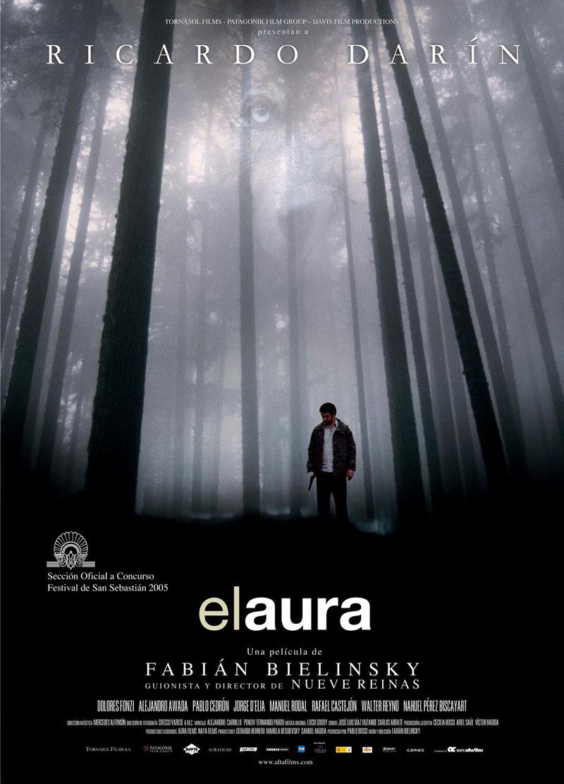Cartel de la película El aura