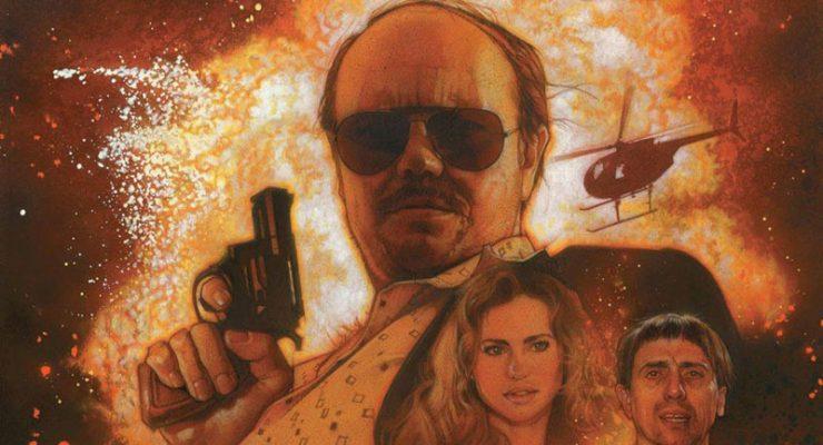 Cartel de la película Torrente 3, el protector, de Santiago Segura