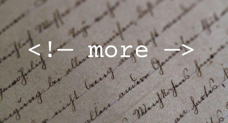 Etiqueta more