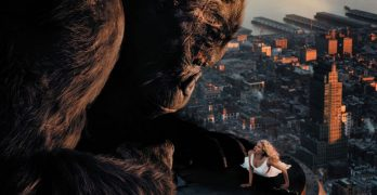 Cartel de la película King Kong, de Peter Jackson