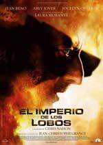 Cartel de la película El imperio de los lobos