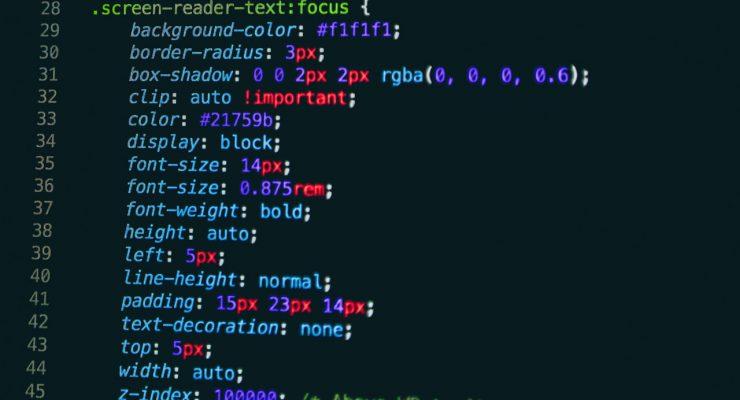 Hoja de estilos CSS