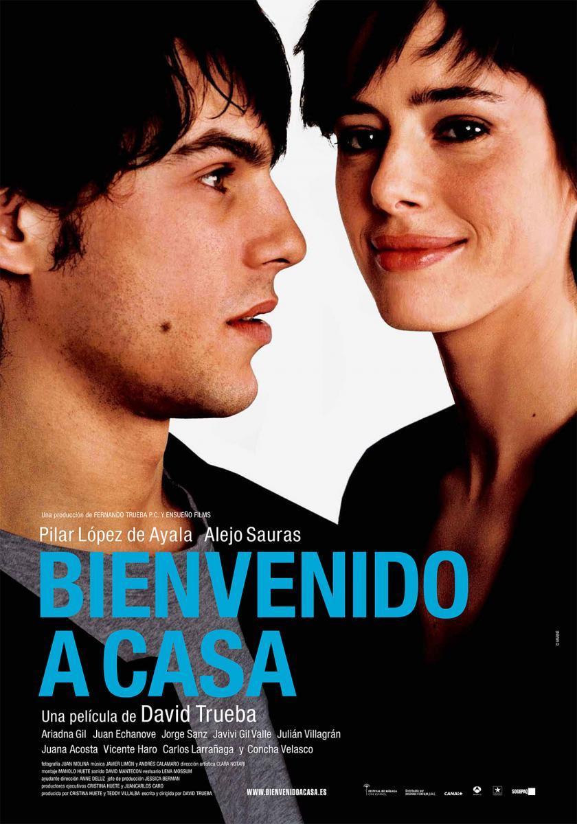 Cartel de la película Bienvenido a casa