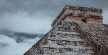 Pirámide maya de Chichen Itzá