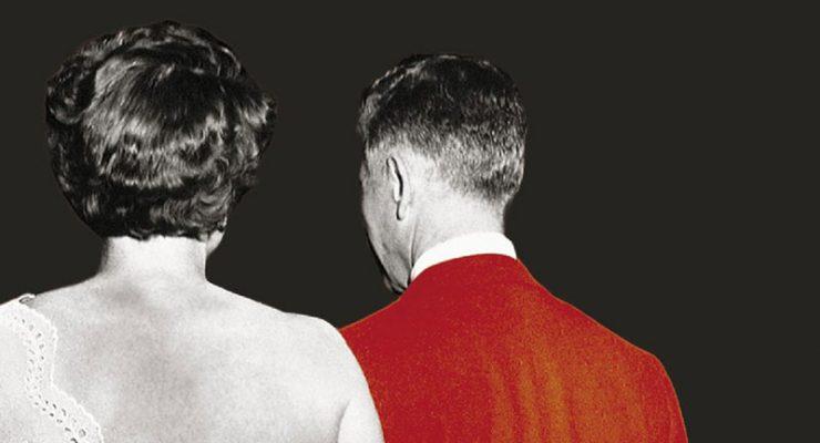 Portada de la novela Me casé con un comunista, de Philip Roth