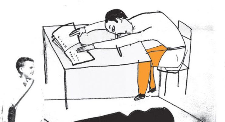 Portada del libro Panfleto Antipedagógico, de Ricardo Moreno Castillo