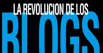 Portada del libro La revolución de los blogs, de José Luis Orihuela