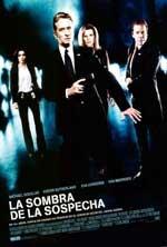 Cartel de la película La sombra de la sospecha