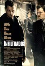 Cartel de la película Infiltrados