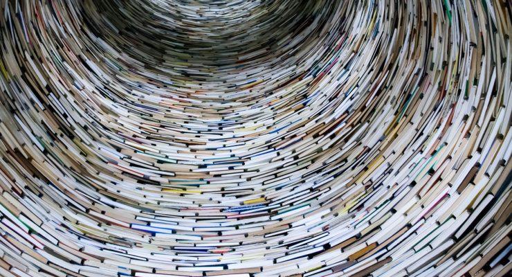 Los libros, Google Books e Isaac Asimov
