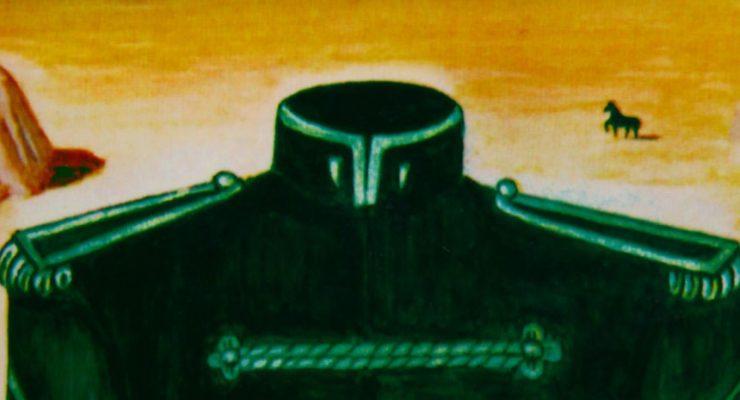 Portada de la novela El desierto de los Tártaros, de Dino Buzzati