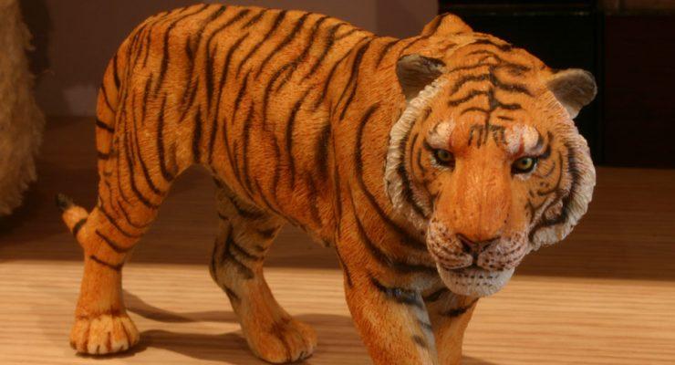 WP Tiger Administration para el Tigre