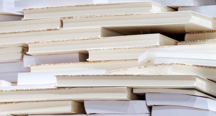Pila de publicaciones