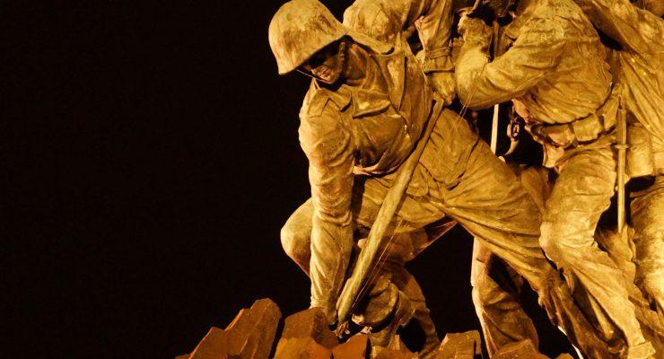 Memorial de Guerra del Cuerpo de Marines de Estados Unidos