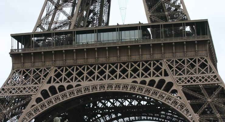 Sin blog y en el Cráter París