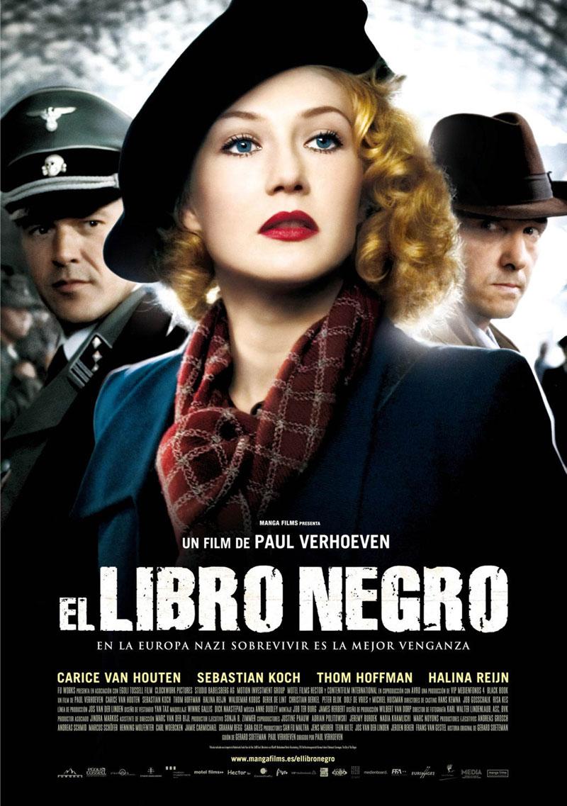 Cartel de la película El libro negro