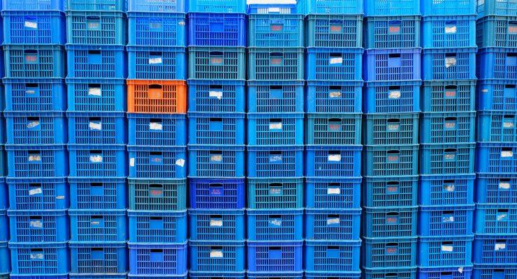 Cajas para almacenaje