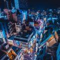 Barrio de Shinjuku, Tokio