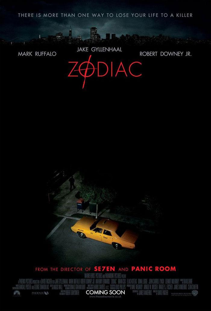 Cartel de la película Zodiac