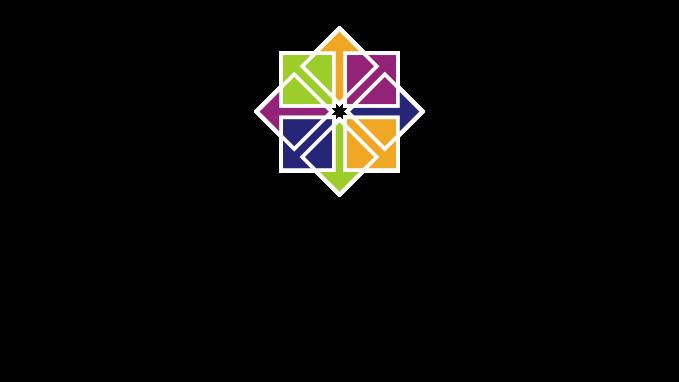 Logotipo de la distribución CentOS
