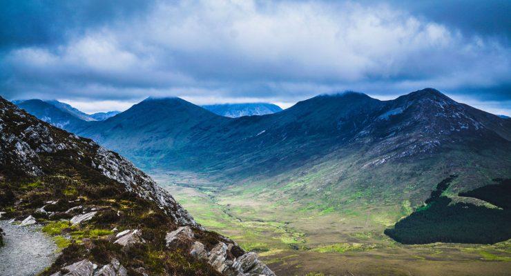 El hombre tranquilo: The Isle of Innisfree