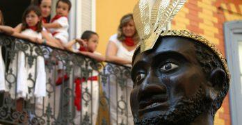 Las fiestas de San Fermín en Flickr