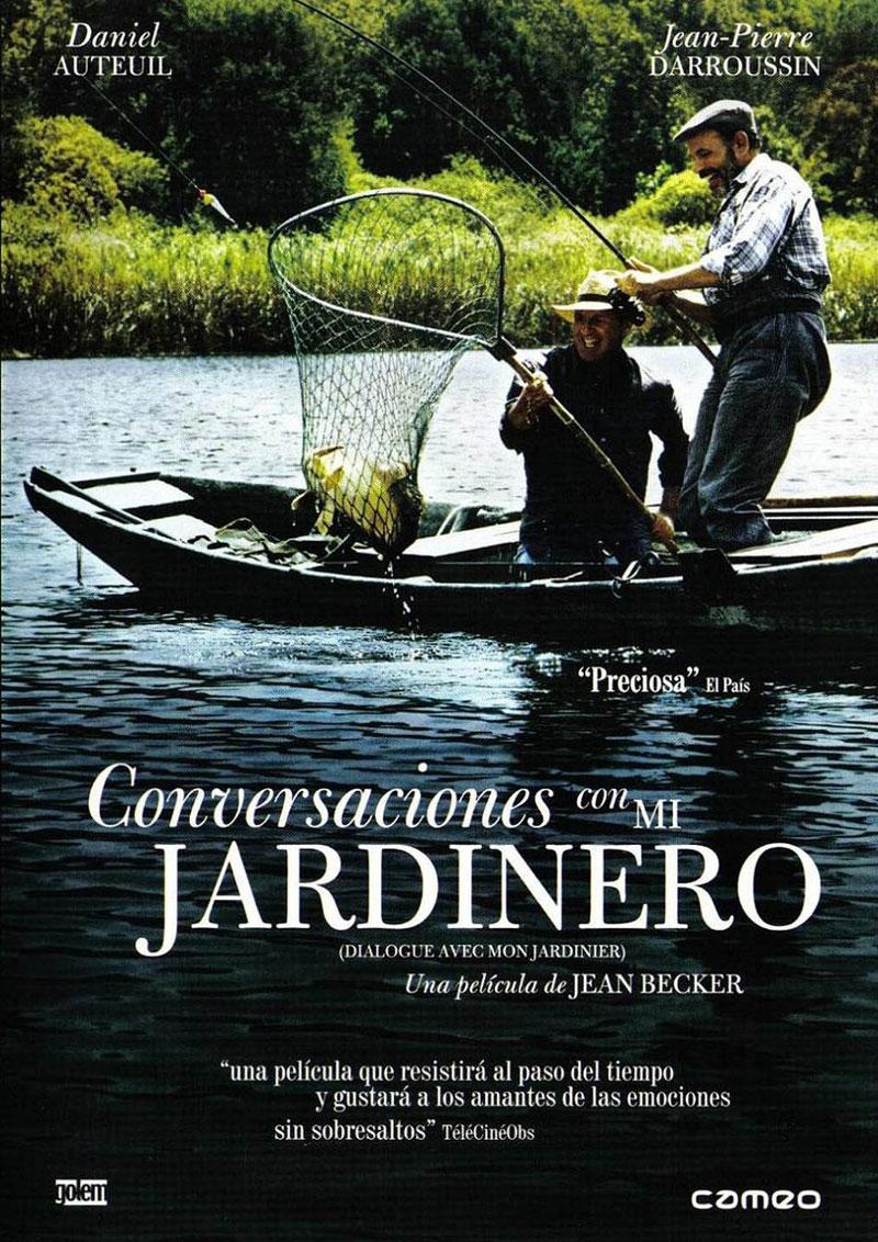 Cartel de la película Conversaciones con mi jardinero