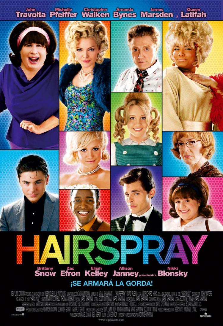 Cartel de la película Hairspray