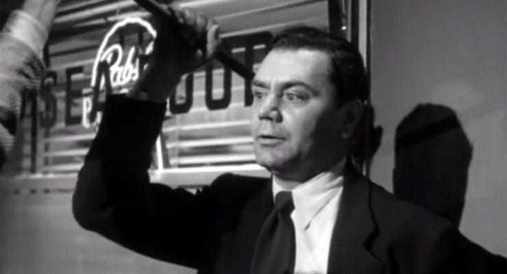 Ernest Borgnine, en Marty, de Delbert Mann