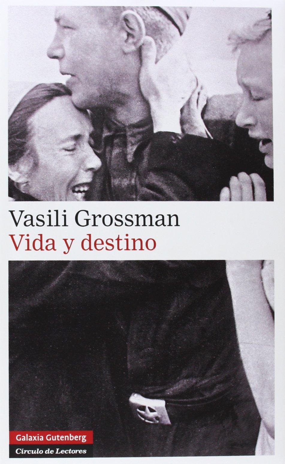 Portada de la novela Vida y destino, de Vasili Grossman
