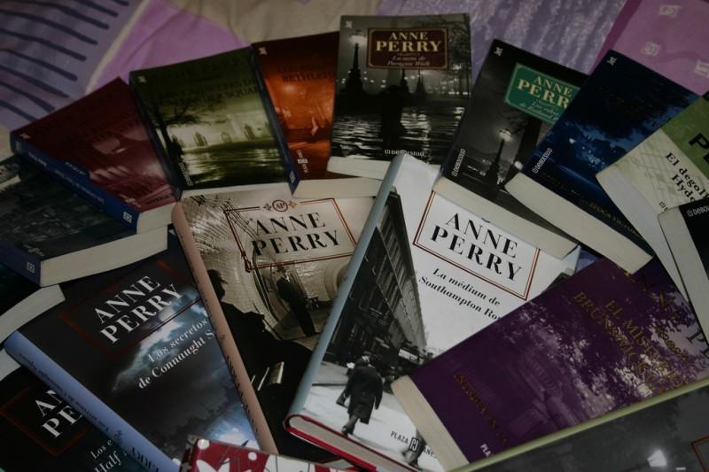 Novelas de Anne Perry