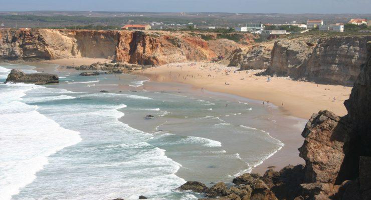 Un nuevo sistema de presentación de fotos para el blog: paisaje del Algarve, en Portugal