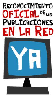 Reconocimiento oficial de las publicaciones en la Red 3