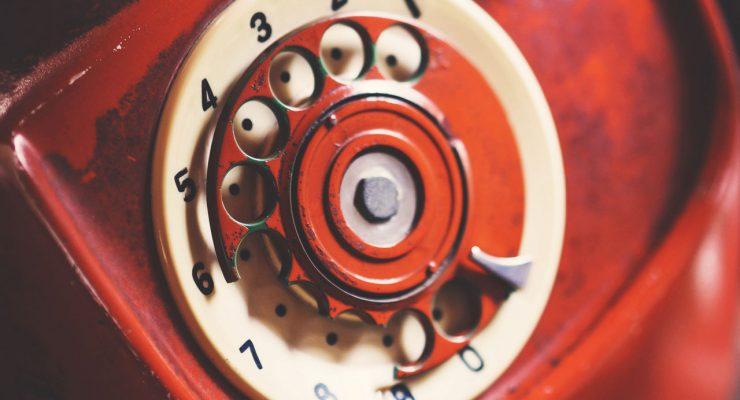 Dial telefónico