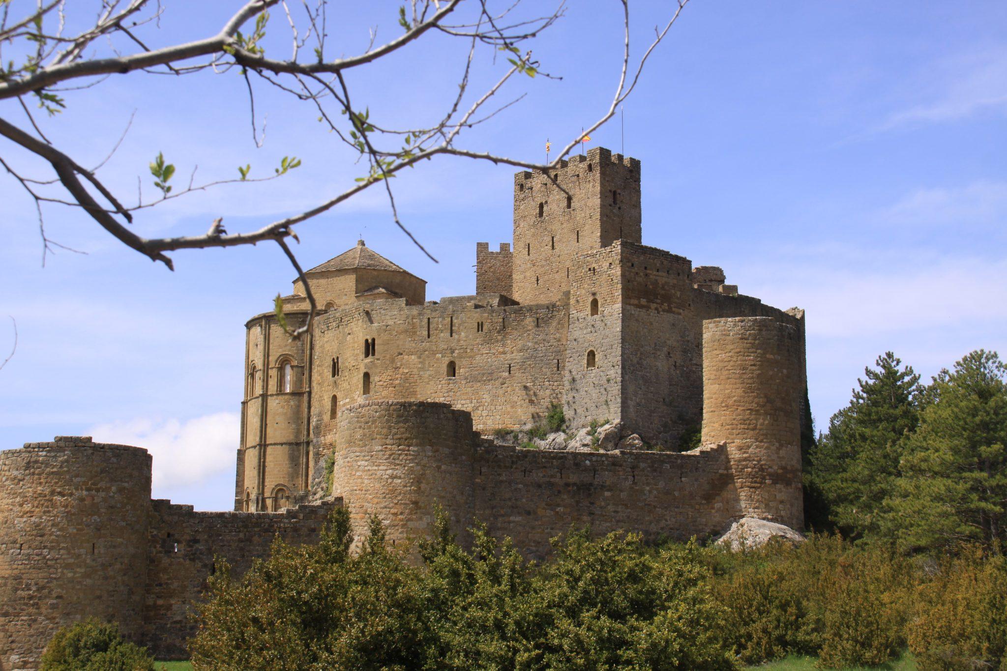 El Castillo de Loarre, en Huesca