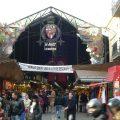 Entrada al Mercado de la Boqueria, Barcelona