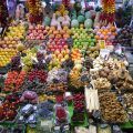Frutas en el Mercado de la Boqueria 1, Barcelona