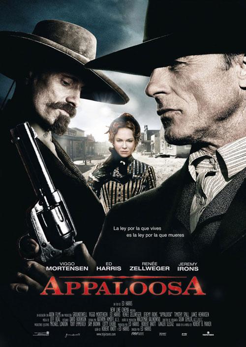 Cartel de la película Appaloosa