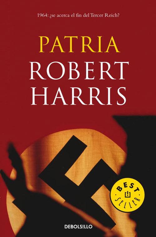 Portada de la novela Patria, de Robert Harris