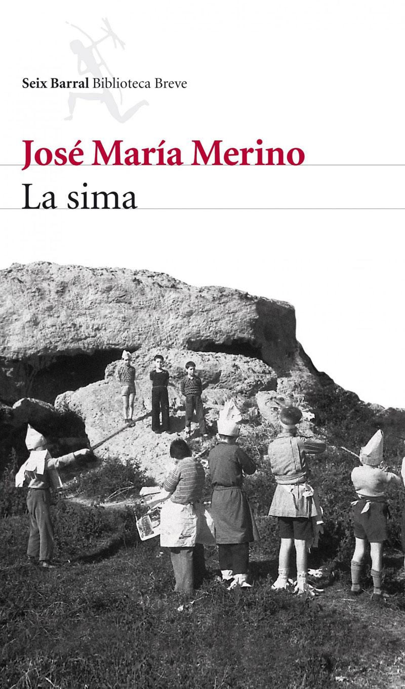 Portada de la novela La sima, de José María Merino