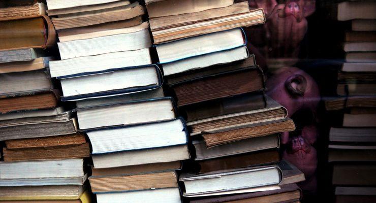 Libros en escaparate